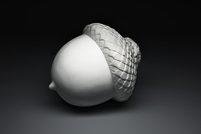 Wendy Coburn, Acorn, plastic, 2007. Photo Janet Kimber